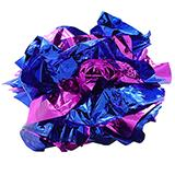 Zanies Giant Mylar Ball Cat Toy