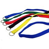 Nylon Flat Kennel Dog Lead 4 x 1/2  5 Pack