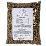 Home Grown 16% Layer Pellets for Poultry 9.75lbs