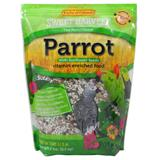 Sweet Harvest Parrot Enriched Food w/Sunflower Seeds 2lb