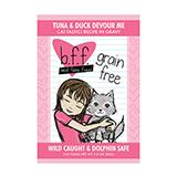 BFF Tuna and Duck Devour Me Recipe Pouch 3oz each