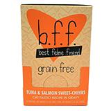 BFF Tuna & Salmon Baby Cakes Recipe Pouch 3oz case
