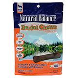 Natural Balance Chicken and Pumpkin Dental Chew 13oz