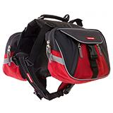 EzyDog Summit Backpack Red/Black Large