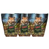 Volkman Premium Rat and Mouse Menu Rodent Food 4Lb. 3 Pack