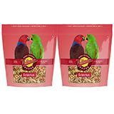Avian Science Super Eclectus Bird Seed 4 lb 2 Pack