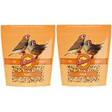 Avian Science Super Finch 4 pound Bird Seed 2 Pack