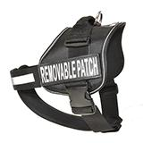 Unimax Multi Purpose Harness Black Small