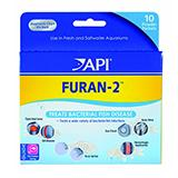 API Furan-2 Powder Aquarium Fish Medication 10ct.