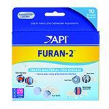API Furan-2 Powder Aquarium Fish Medication 10ct.