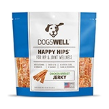 Happy Hips USA Chicken Dog Treats from Dogswell 13.5oz