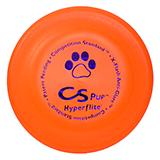 Hyperflite Competition Standard Pup Orange Dog Disc