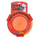 Hyperflite Jawz Orange Competition Dog Sport Disc