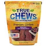 True Chews Chicken/Bacon 12oz