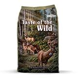 Taste of The Wild Pine Forest Canine Formula Dog Food 14-Lb.