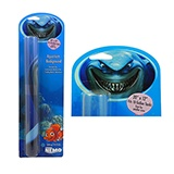 Aquarium Background Bruce from Finding Nemo 10 Gallon