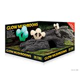 Exo Terra Glow Mushrooms Terrarium Ornament