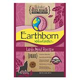 Earthborn Grain Free Dog Biscuits Lamb 2lb
