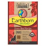 Earthborn Grain Free Dog Biscuits Bison 2lb