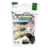 Digest-eeze Bones 4 inch 4 pack