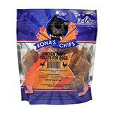 Kona's Chips Chicken Jerky 4oz