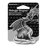 Midnight Dragons Mini Dragon Aquarium Ornament