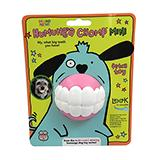 Humunga Chomp Mini Ball Dog Toy