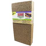KONG Cardboard Cat Scratching Inclined Refill 2pk