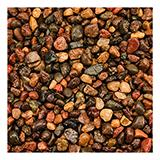 Spectrastone Deep River Pebble Natural Aquarium Gravel 5lb.