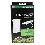 Nano FilterElement Replacement 3 Pack for Nano and