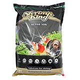 Shrimp King Active Soil Aquarium Substrate 8-Liter