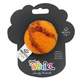Wooly Wonks Felted Ball Dog and Cat Toy Small