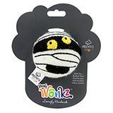 Wooly Wonks Felted Mummy Dog Toy