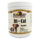DiCalcium Phosphate Powder Pet Feed Supplement 1lb Jar