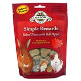 Oxbow Simple Rewards Bell Pepper 3oz