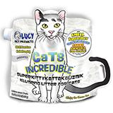 Lucy Pet Products Unscented Klumping Cat Litter 14lb