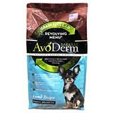 AvoDerm Grain Free Small Breed Lamb Dog Food 4lb