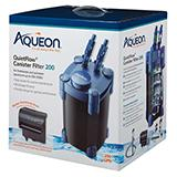 Aqueon QuietFlow Canister Filter 200 up to 55 Gallon