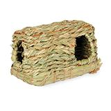 Prevue Grass Hut Small Animal Hideout
