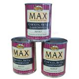 Nutro Max Chicken, Rice and Lamb Dog Food Cans Case