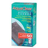 AquaClear 50 Activated Carbon Aquarium Filter Insert