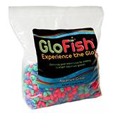 Glofish Aquarium Gravel Multicolor Fluorescent 5Lb.