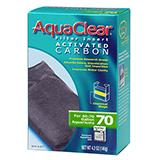 AquaClear 70 Activated Carbon Aquarium Filter Insert