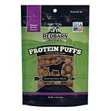 RedBarn Protein Puffs Peanut Butter Dog Treats 1.8oz
