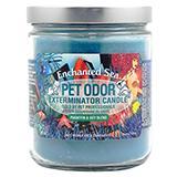 Pet Odor Eliminator Enchanted Sea Candle