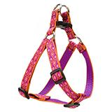 Nylon Dog Harness Step In Alpen Glow 15-21 inches