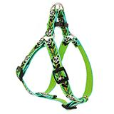 Nylon Dog Harness Step In Panda Land 24-38 inches