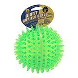 Petsport Gorilla Ball XL Dog Toy (Colors Vary)