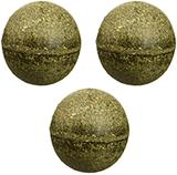 Pawbreakers! All-Natural Catnip Edible Ball Cat Treat 3 Pack