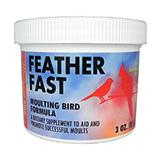 Morning Bird Feather Fast Powder 3oz For Moulting Birds